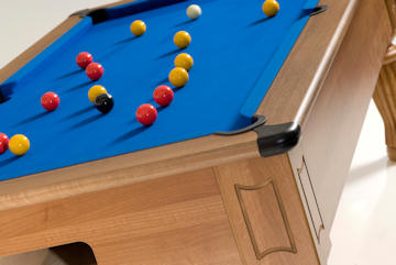 Choice of Pool Table Cloth